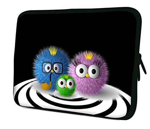 "7.9""Design ipad mini/iPad Mini 2/iPad Mini 3funda suave carcasa Bolsa Pouch Skin. Ajuste perfecto. Diferentes patrones Disponible. (parte 1de 3) - Fluffy Family"