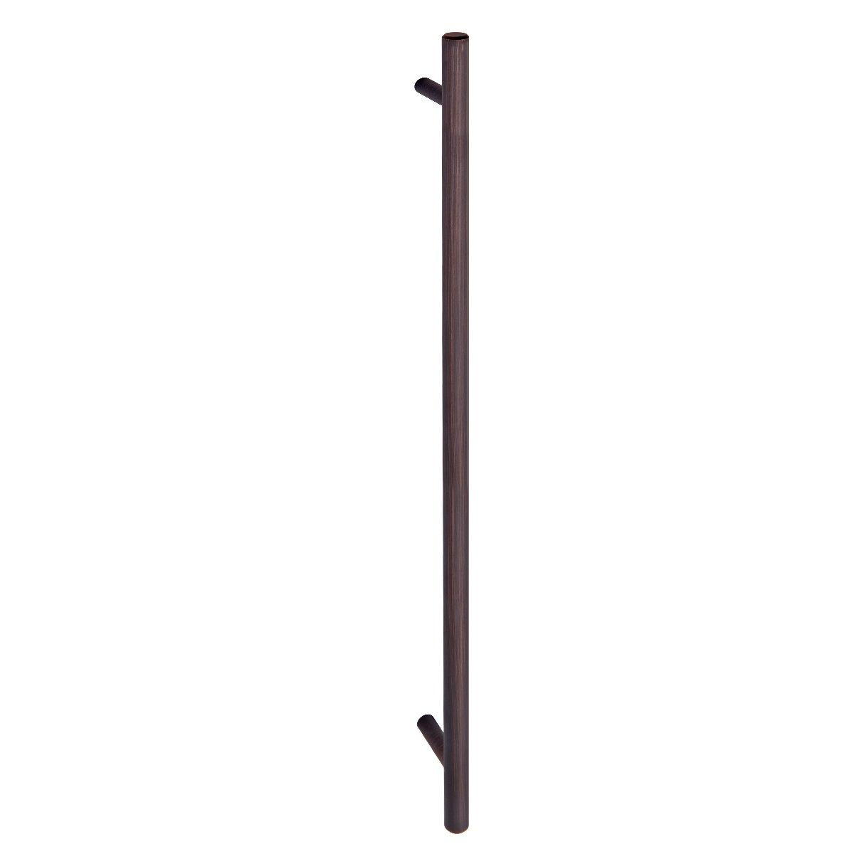 espacement des trous de 10,16 cm Longueur/: 16,2 cm Bronze huil/é diam/ètre de 9,5/mm Basics Lot de 10 poign/ées de placard Barres style europ/éen