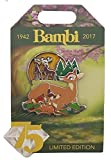 #7: Disney Pin - Bambi 75th Anniversary - Faline and Twins