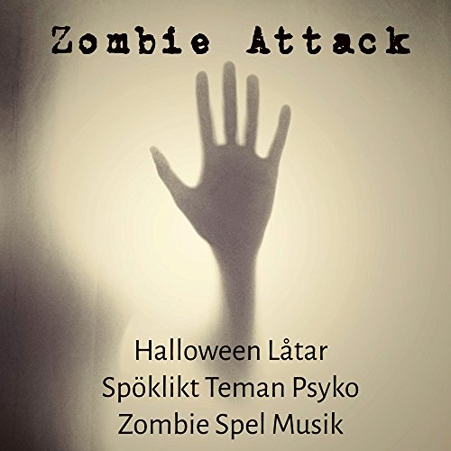 Scary Halloween Sound Effect - Zombie Breath