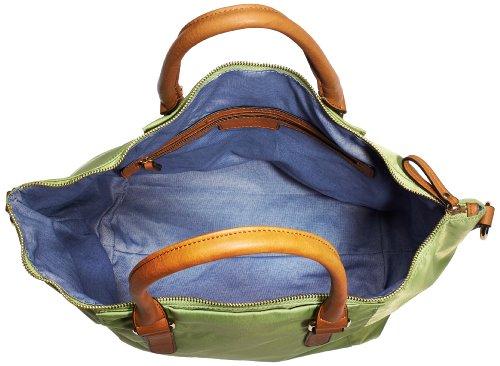 Marc O'Polo Accessories Molly Bowling Bag 30154 50740 402 - Bolsa de bolos para mujer Verde (Grün (hellgruen 50740))