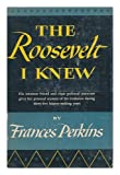 The Roosevelt I Knew, Frances Perkins, 0670607371