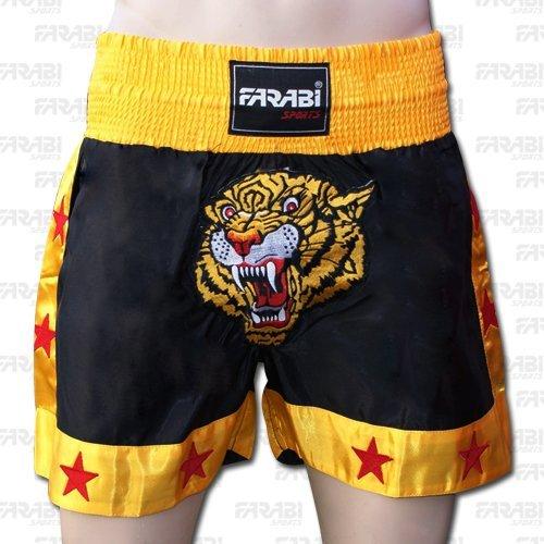 Muay Thai Kick Boxing Short Tiger (Small)