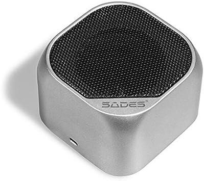 SADES Q3 portátil inalámbrico Altavoz Bluetooth, Altavoz ...