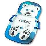 Sledz Polar Buddies Polar Bear 36'' Foam Snow Sled