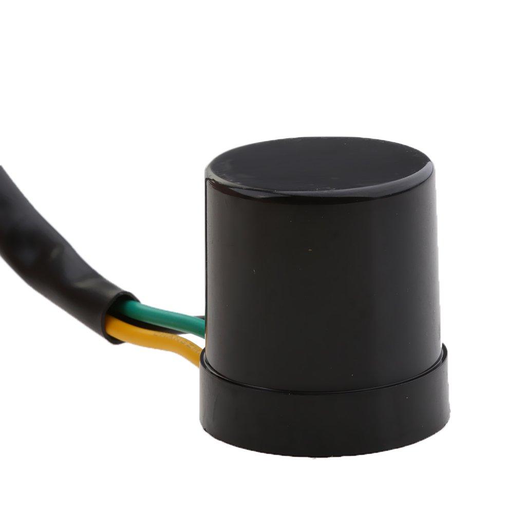 Elettronico Rel/è Resistenza Frecce LED Cicalino 12V DC Accessori Moto