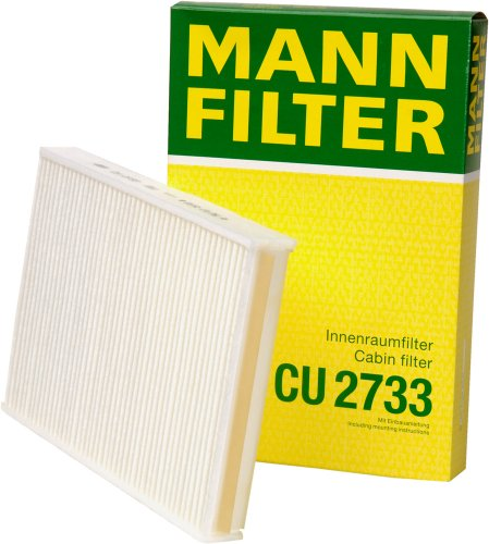 Mann-Filter CU 2733 Cabin Filter for select  Volvo S80 models