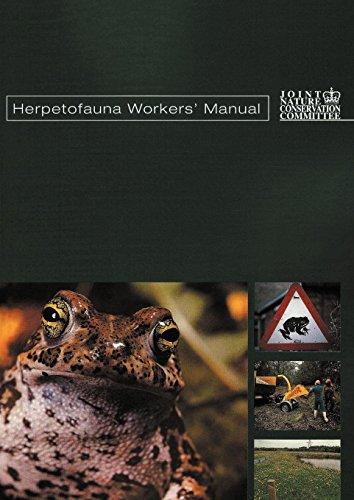 Herpetofauna Workers' Manual