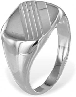 taille 19 bague homme