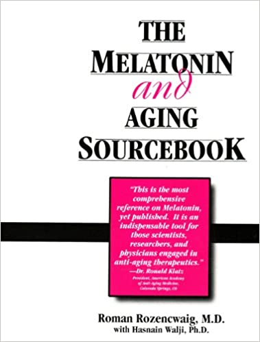 MELATONIN & AGING SOURCEBOOK Paperback – February 25, 2015