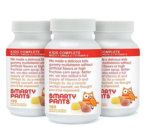 SmartyPants Vitamins Gummy Vitamin wcjyp30 product image