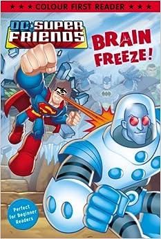 DC Super Friends: Brain Freeze!