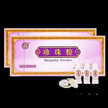 Review China Good Food (北京同仁堂珍珠粉0.3g20瓶/盒Margarita