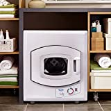 newair minidryer26w portable clothes dryer 88lb capacity 26 cuft