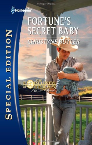 book cover of Fortune\'s Secret Baby