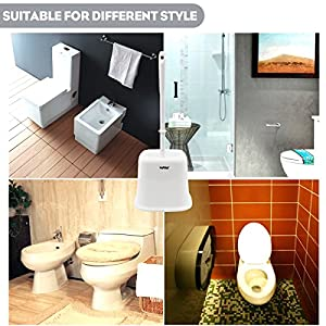 Topsky Toilet Brush 3 Pack - style