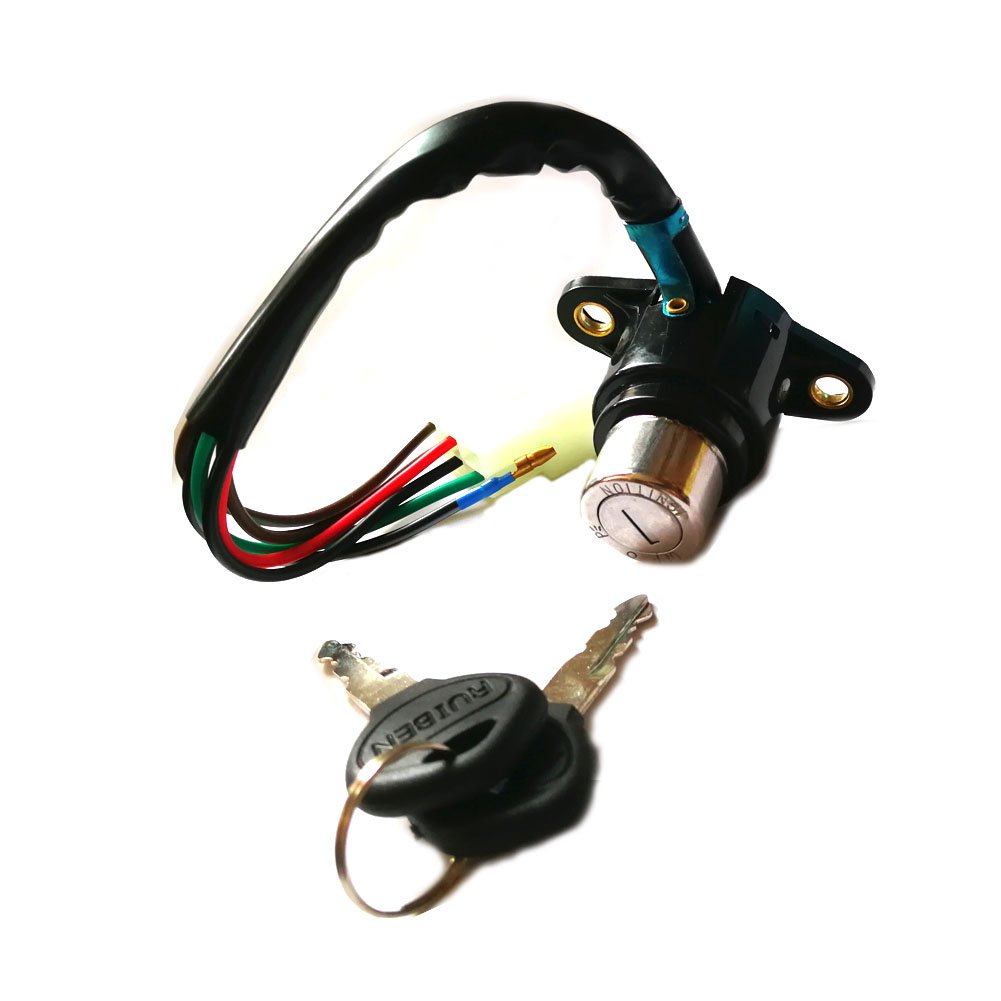 Unlimited Rider Ignition Switch & 2 Keys for Honda CB400 Hawk CB400T CB450T/CM400 A C E T Custom/CM450 A C E UnlimitedRider
