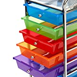 Seville Classics 10-Drawer Multipurpose Mobile