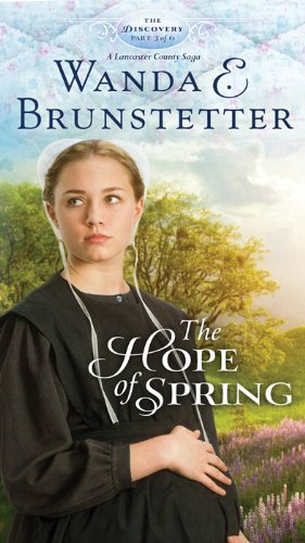 book cover of The Hope of Spring