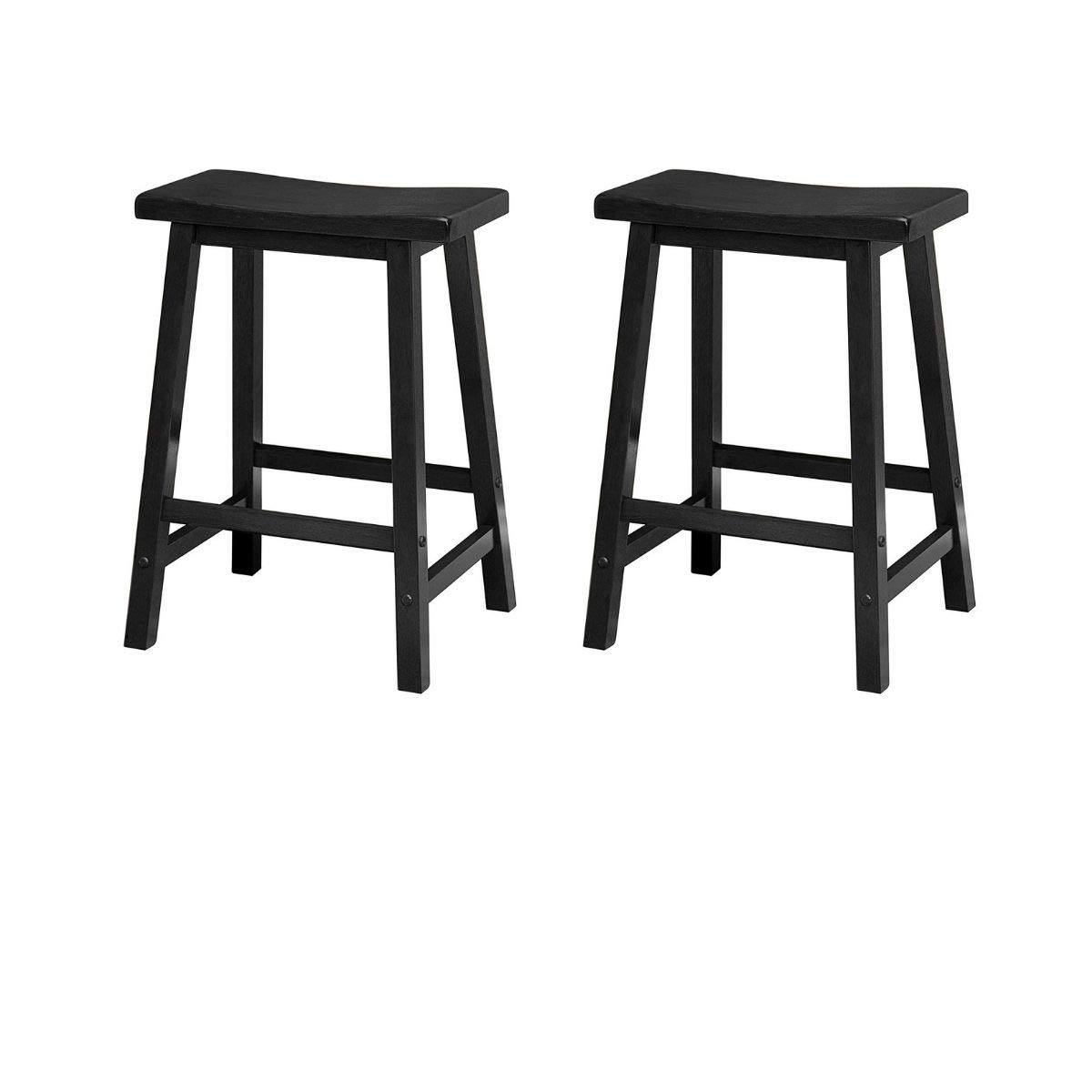 Collections Of Winsome 20089 Satori Stool 29 Black
