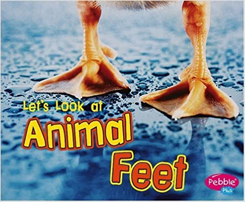 Download Let's Look at Animal Feet (Looking at Animal Parts) PDF, azw (Kindle), ePub, doc, mobi