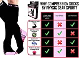 Compression Socks for Men & Women, BEST Graduated
