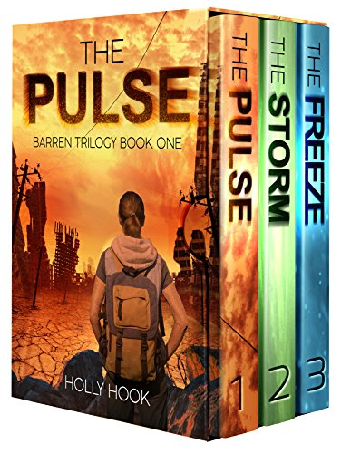 The Barren Trilogy Box Set [Books 1-3][A Teen Post Apocalyptic Series] by [Hook, Holly A., Hook, Holly]