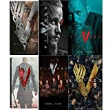Vikings: Complete Series Seasons 1-5 DVD New