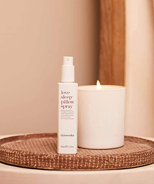 this works love sleep pillow spray 50ml: Amazon.co.uk: Luxury Beauty