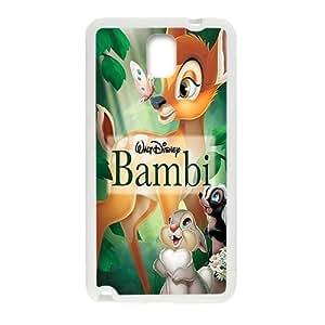 Lucky Bambi Case Cover For samsung galaxy Note3 Case