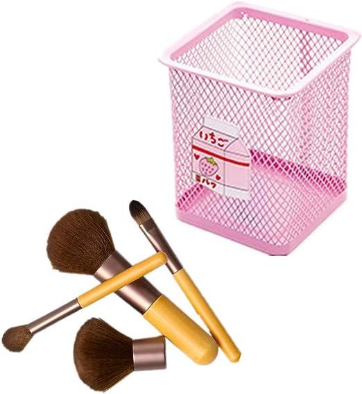 HEELPPO Organizador De Maquillaje Cajones Caja Maquillaje Ordenar Maquillaje Organizador Brochas Maquillaje Organizador De Brochas De Maquillaje Organizador De Maquillaje b: Amazon.es: Hogar