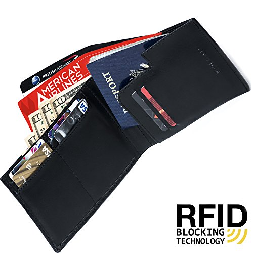 Passport Wallet - Rfid Passport Holder