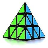 Pyraminx, Olicity Pyramid Speed Cube Puzzle, Black