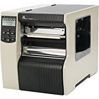 Zebra Technologies 172-8K1-00200 Printer, 170XI4, 203 DPI, RS232 Serial, Parallel, USB 2.0, 120V AC Cord, 16 mb Sdram, ZPLII and Xml