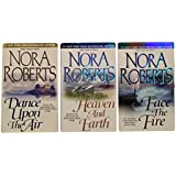 Nora Roberts Three Sisters Island Trilogy Dance Upon the Air, Heaven and Earth, Face the Fire