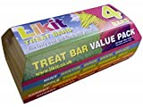 Likit Horse Treat Bar Value Pack Of 4, Cherry, Apple, Mint, Carrot