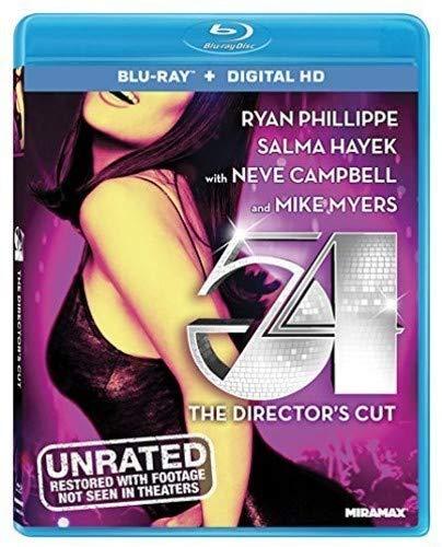 54 Director's Cut [Bluray + Digital HD] [Blu-ray]