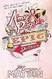 """""""Amy & Roger's Epic Detour"""" av Morgan Matson"""
