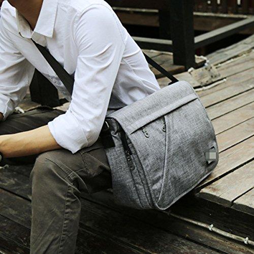 Trabajo Viajes Retro Bolsas Grey De Bolso Los De Mochila Hombro Bolsas Deportistas Hombres Mensajero De Pack Casual La Honda Escuela FR6Rqa