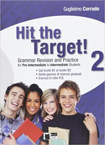HIT THE TARGET 2 + ANSWER KEY