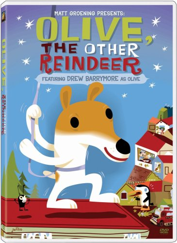 Season Reindeer - Olive the Other Reindeer
