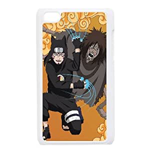 Kankuro Naruto Shippuden Anime iPod Touch 4 Case White Exquisite designs Phone Case TF657878