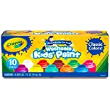 Crayola Wash Paint Size 10ct Crayola Washable Kids Paint