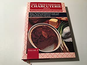 the professional charcuterie series book by marcel cottenceau