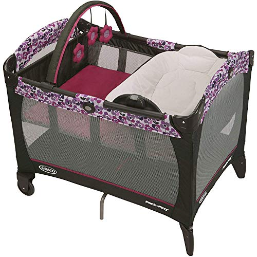 Graco Pack 'n Play with Reversible Napper and Changer, Pammie