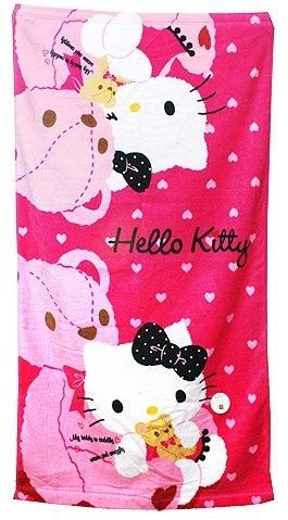Hello kitty Lovely Beach Towel 28