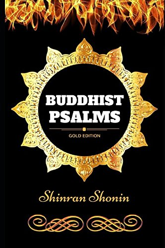 Buddhist Psalms: By Shinran Shonin - Illustrated