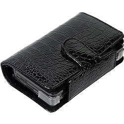 Cta Digital Nintendo 3ds Leather Cradle Case & Cartridge Holder