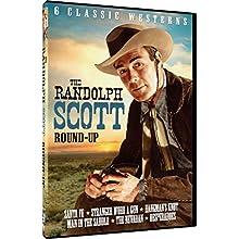 Randolph Scott Round-Up - Volume Two - 6 Films (2016)