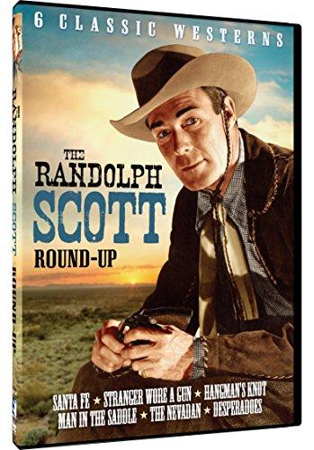 - Randolph Scott Round-Up - Volume Two - 6 Films